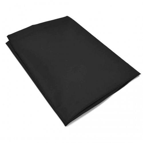 Φόδρα Επαγγελματική Μονόχρωμη Φάρδος 1.40 / 1 μέτρο - Μαύρο
